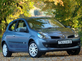 Renault Clio 3-door ZA-spec 2006–09 wallpapers