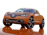 Pictures of Renault Captur Concept 2011