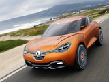 Renault Captur Concept 2011 photos