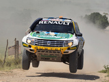 Pictures of Renault Duster Rally Dakar 2013