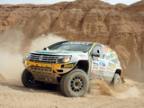 Renault Duster Rally Dakar 2013 images