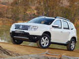 Renault Duster ZA-spec 2013 pictures