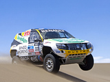 Renault Duster Rally Dakar 2013 wallpapers