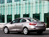 Photos of Renault Fluence 2009