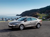 Renault Fluence 2009 photos