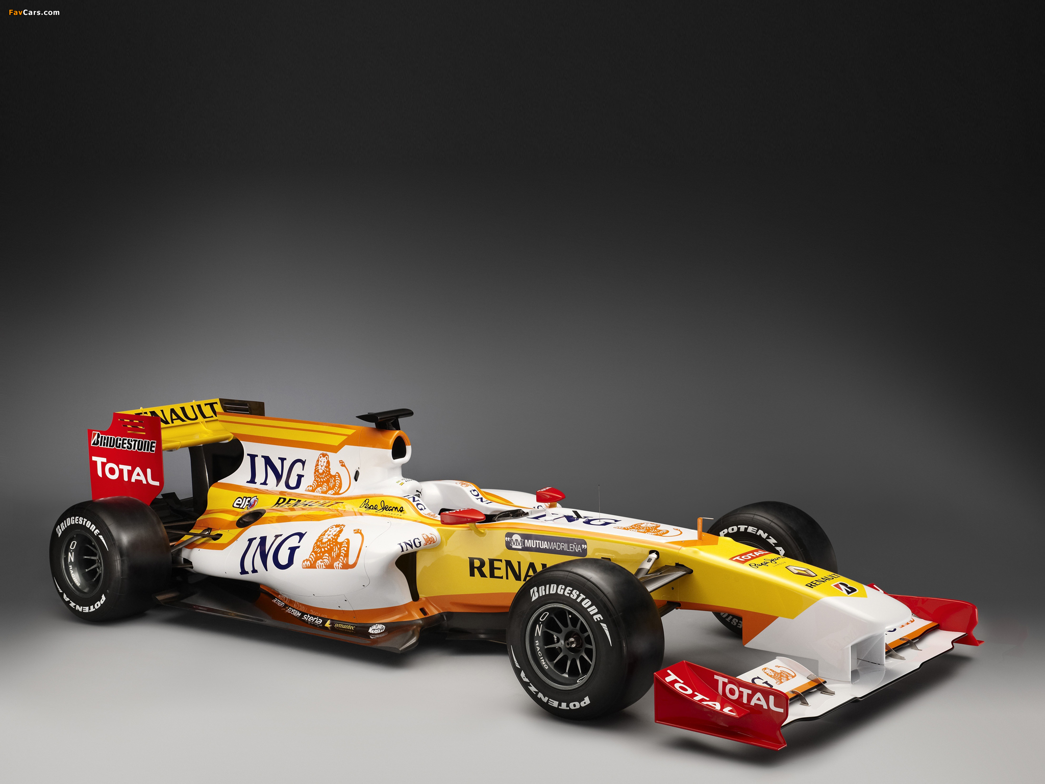 Renault формула 1  № 677700 бесплатно