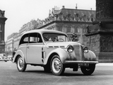 Renault Juvaquatre Coupe 1937–48 pictures