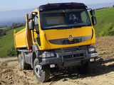 Renault Kerax 6x4 Tipper 1996 photos