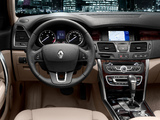 Renault Latitude 2010 wallpapers