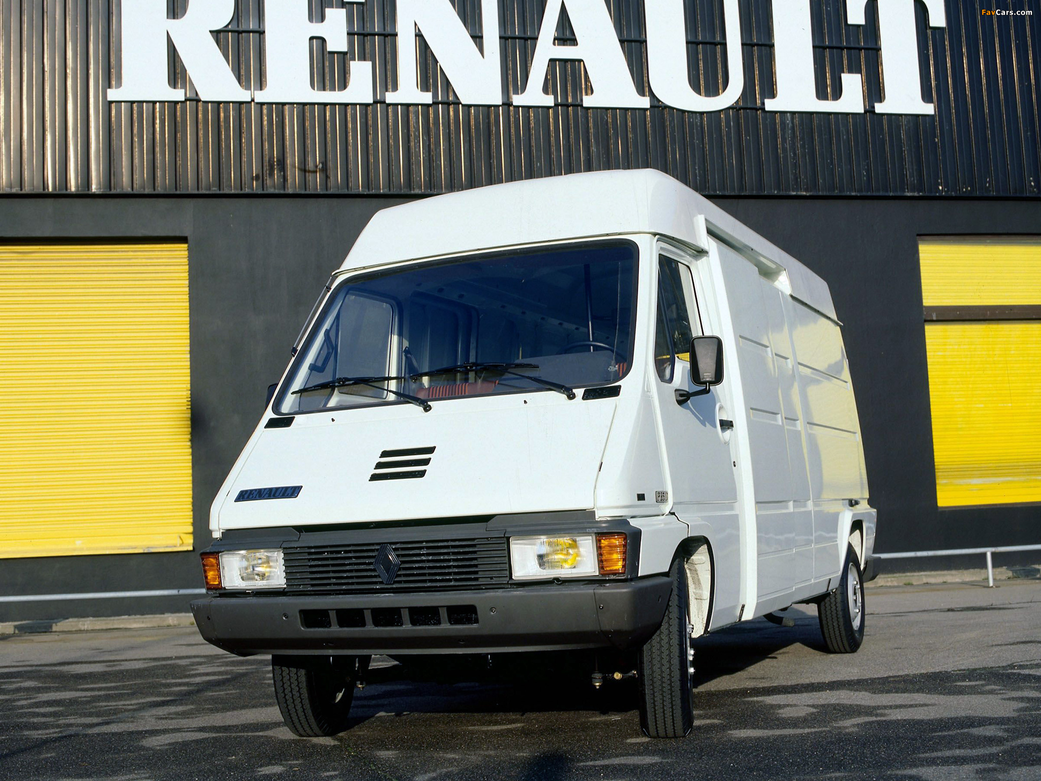 Renault Master Van 1980–97 photos (2048 x 1536)