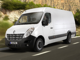 Renault Master Van 2010 photos