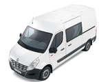 Renault Master L2H2 Combi 2010 wallpapers