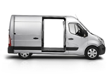 Renault Master Van 2010 wallpapers