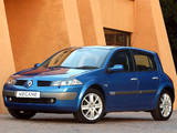 Images of Renault Megane 5-door ZA-spec 2003–06