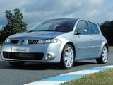 Images of Renault Megane RS 5-door 2004–06
