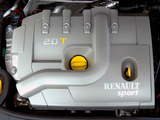 Photos of Renault Megane RS 3-door ZA-spec 2004–06