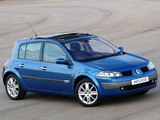 Pictures of Renault Megane 5-door ZA-spec 2003–06