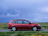 Renault Megane Grandtour 2003–06 wallpapers