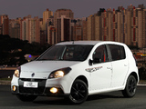 Images of Renault Sandero GT Line 2012