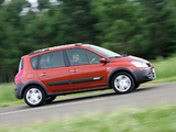 Renault Scenic Navigator 2008–09 wallpapers