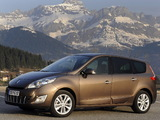 Renault Grand Scenic 2009–12 wallpapers