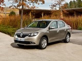 Pictures of Renault Symbol 2012