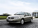 Renault Symbol 2008 wallpapers