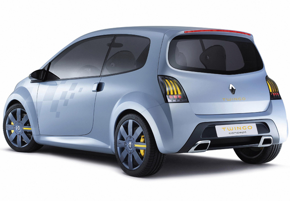 pictures of renault twingo concept 2006 1600x1200. Black Bedroom Furniture Sets. Home Design Ideas