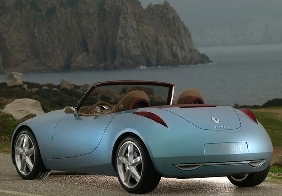 2010 Renault Wind Concept Car Pictures