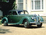 Riley 2.5 4-door Saloon 1950– wallpapers