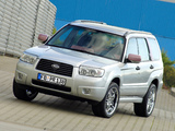 Images of Rinspeed Subaru Forester Lady 2005