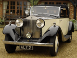 Rolls-Royce 20/25 HP Drophead Coupe by James Young 1934 images