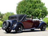 Rolls-Royce 20/25 HP Drophead Coupe by Thrupp & Maberly 1934 wallpapers