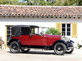 Rolls-Royce 20 HP Salamanca by Kellner & Cie 1925 photos