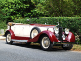 Images of Rolls-Royce 25/30 HP Tourer 1936