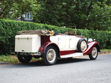 Rolls-Royce 25/30 HP Tourer 1936 wallpapers