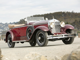 Images of Rolls-Royce Phantom I Ascot Tourer by Brewster (S178FR) 1929