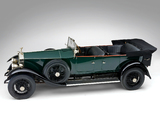 Pictures of Rolls-Royce Phantom I by Smith & Waddington 1926