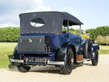 Pictures of Rolls-Royce Phantom I 40/50 HP Tourer by James Young 1928