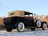 Rolls-Royce Springfield Phantom I Newmarket Convertible Sedan by Brewster (S393KP) 1928 wallpapers