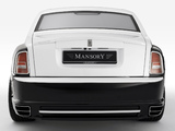 Mansory Conquistador 2008 wallpapers