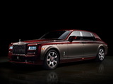 Rolls-Royce Phantom Pinnacle Travel 2014 photos