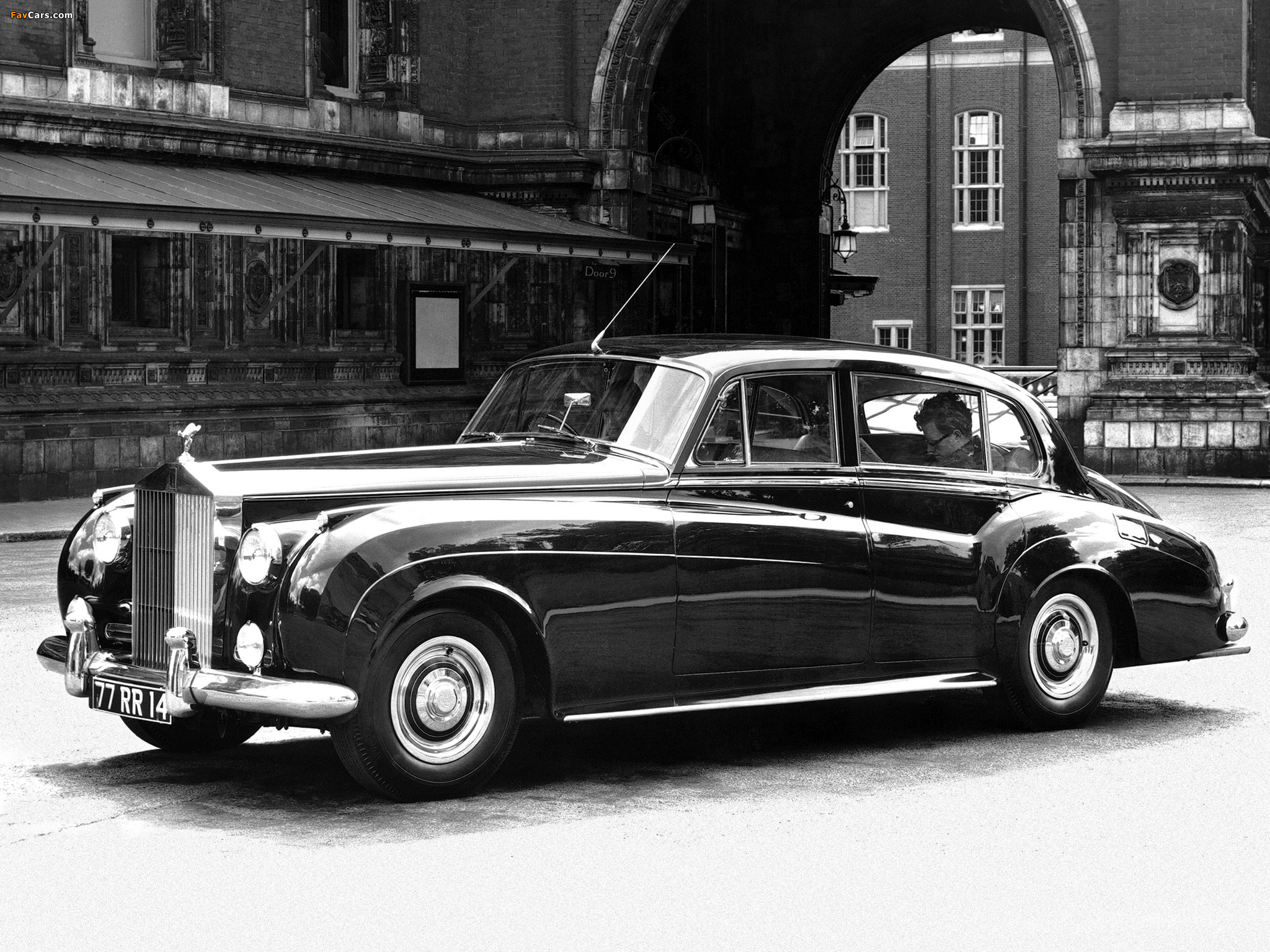 Rolls Royce Phantom V Limousine By James Young 1959 63