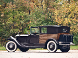 Rolls-Royce Phantom I Brougham Limousine de Ville 1927 wallpapers