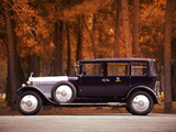 Rolls-Royce Phantom I Enclosed Drive Landaulette by Mulliner 1927 wallpapers
