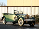 Rolls-Royce Phantom II 40/50 HP Cabriolet Hunting Car 1929 wallpapers