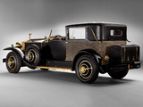 Rolls-Royce Phantom I Riviera Town Brougham by Brewster 1929 wallpapers