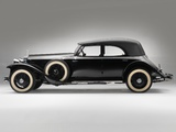 Rolls-Royce Phantom II Permanent Newmarket Sport Sedan 1932 wallpapers