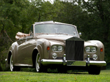Rolls-Royce Silver Cloud Drophead Coupe (III) 1962–66 wallpapers