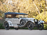 Photos of Rolls-Royce Silver Ghost 40/50 HP Phaeton by Barker (50UG) 1921
